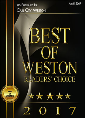 2017 Best of Weston Readers' Choice